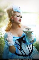 STOCK - Duchess 02 (Tea Party) by LienSkullova