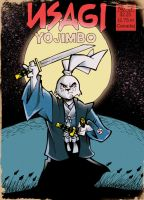 Usagi Yojimbo by cool-slayer