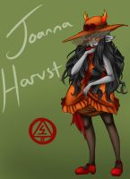 Joanna Harvst by gaaradesertdreams
