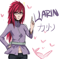 Karin Sketch by rawdi-kun