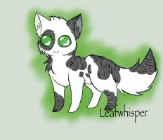 :: TcotV :: Leafwhisper chibi by TheClansOf-TheValley