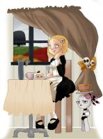 Redo - Teatime by ZOE-Productions