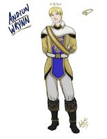 My version of Anduin's new outfit by hclark