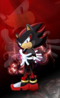 Shadow the Hedgehog by yanin15