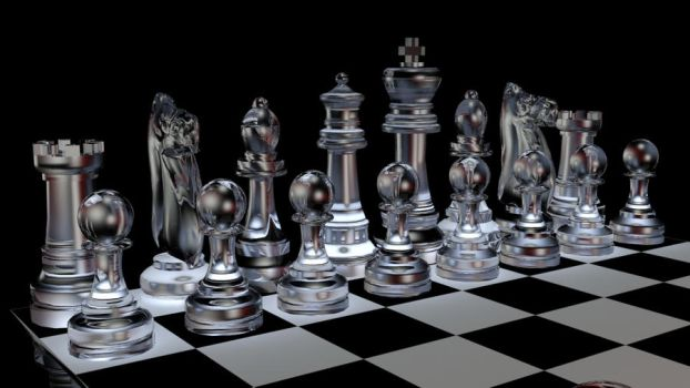 Chess Set - View 2 by williamdickeson