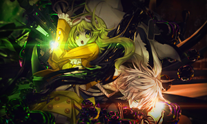 GUMI and VY2 dA ID by Thundawave