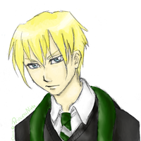 Mr. Malfoy by PrincessNiva