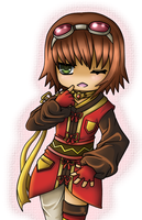 Rita Mordio chibi thing i guess by ASB-Fan