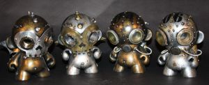 Custom Munny Group 2011 by Harris-Built