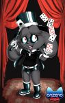 Spade the magician by Onzeno