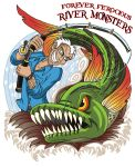 River Monsters Forever Ferocious by Tibby101