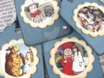 Wonderland Gift Tags by SabrinaDeeBerry
