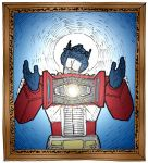 the passion of optimus by kaeae