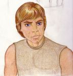 animation style Luke by SMH-REDELK