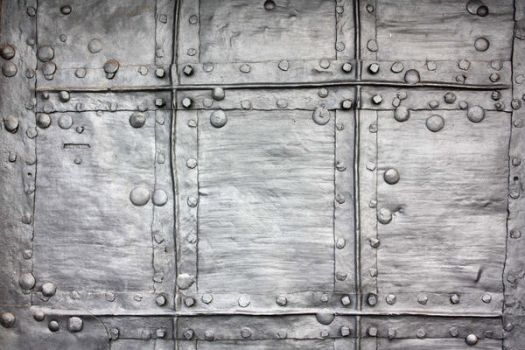 Old metal door detail by Texturegen