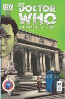 Doctor Who Prisoners of Time #11 Larry's Comics by RobertHack