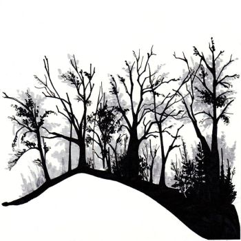 trees by starving