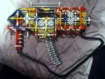 Knex Bolter by Dragon-Cultist