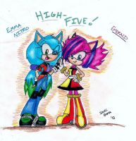 :AT: Soniclover1991 by Sonicemma