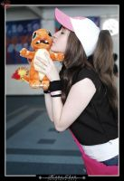 touko cosplay by sanchanclau