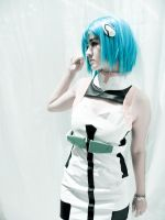 Rei Ayanami by kaizer-verde