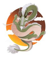 :: Dragon Asiatico :: by IvyBeth