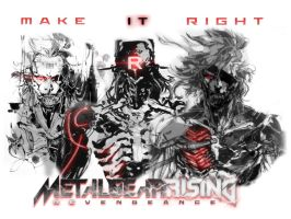 Make It Right Wallpaper by darkside-ky