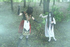 Fighting spirits by Harker-Cosplay