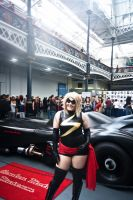 Ms Marvel at LFCC by Rebecca-Manuel