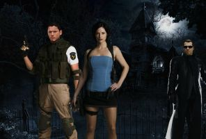 Resident Evil movie wallpaper3 by ethaclane
