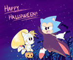 Happy Halloween 2014! by azulila