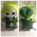 Green Link Tri Force Heroes Plush 2.0 | For Sale by LeslysPlushes