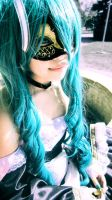 Vocaloid - Liquid Crystal by Taymeho