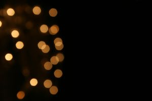 Bokeh lights 02 by Dom410