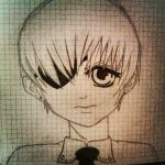 Ciel Phantomhive by me~ by LadyEdile