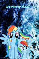 Rainbow Dash iphone Wallpaper by CKittyKat98