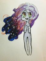 galaxy by MeowTownPolice