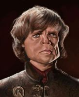 Tyrion Lannister by jonesmac2006
