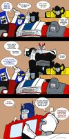 Car Show by Comics-in-Disguise