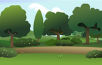 mlp background 2.2 6k x 9.5k by matty4z