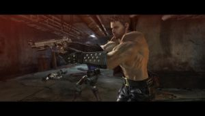 Chris Redfield Fanservice 3 by favorites1