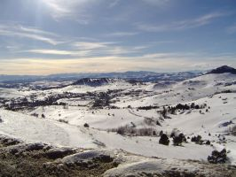 Over Looking Cripple Creek by DragonWhisperer1