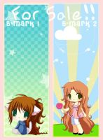 BookMarks for sale by AntaresPuchu
