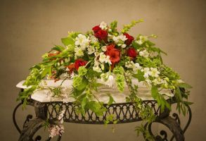 flowers by Rosabella23