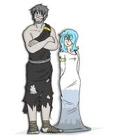 :GYS: Hades and Persephone Revamped by redrumTerror