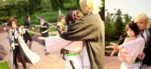 Hostage - Hakuoki by Amano7