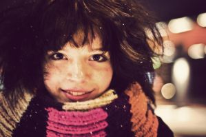 Ingela by HampusAndersson