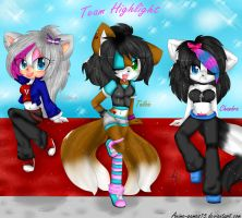 :CE: Team HighLight by Anini-Chu