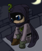Mysterion by sami86404
