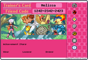 Trainer Card by SilentTalent